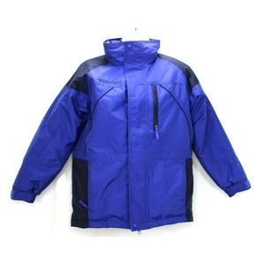 Columbia Youth Down Filled Ski Snow Jacket Coat